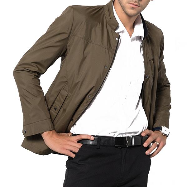 Мужская повседневная деловая куртка