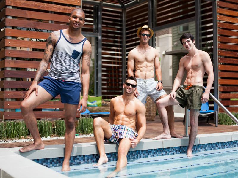 Мужские плавки – вещь особенная