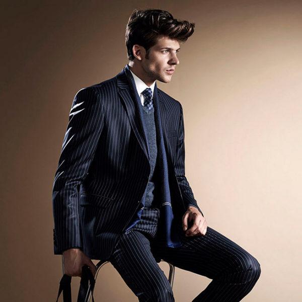 Мужской костюм – неотъемлемая часть гардероба