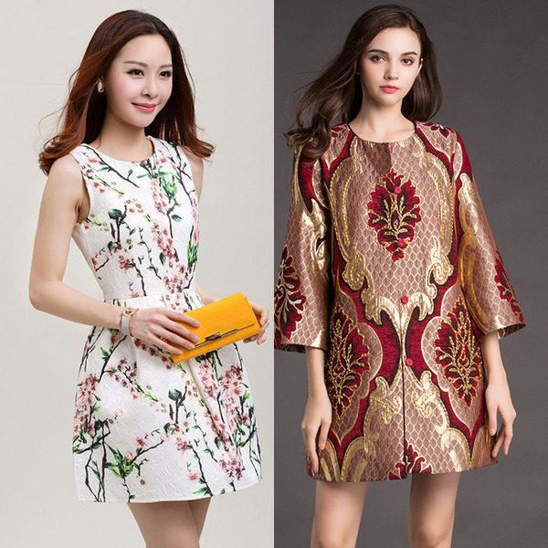 Нарядное пижамное платье