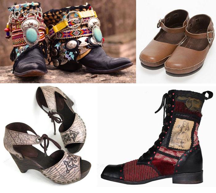 Необычные типы обуви для мужчин