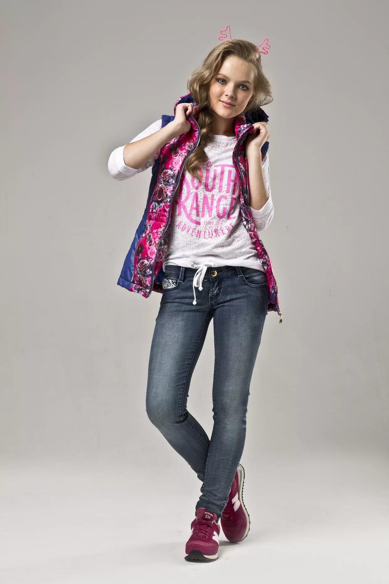 Одеваем девочку 12 лет