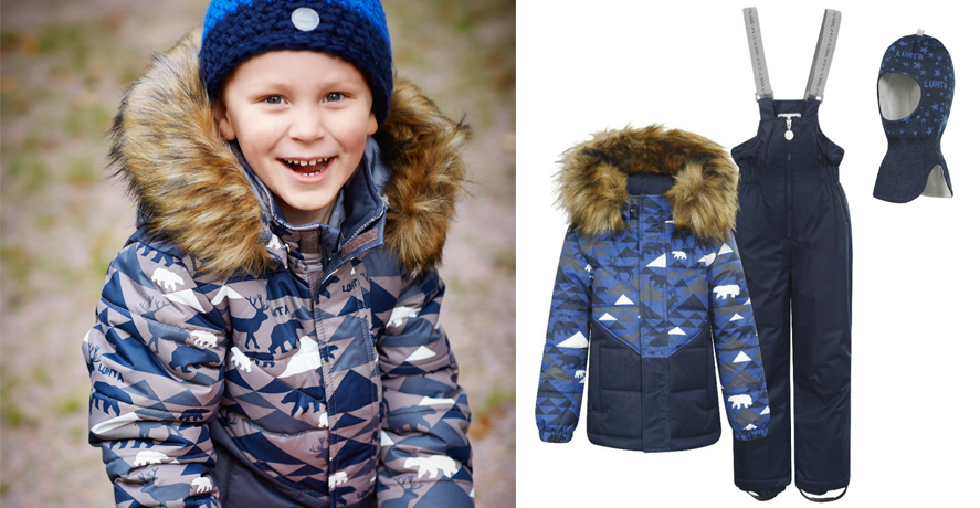 Одежда Luhta для детей