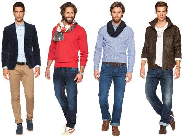 Одежда для активных мужчин
