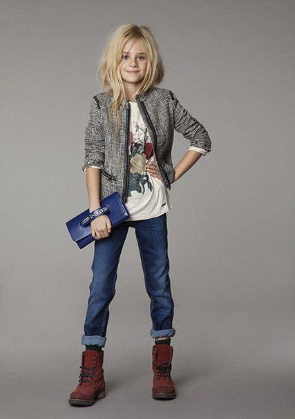 Одежда для девочек-подростков