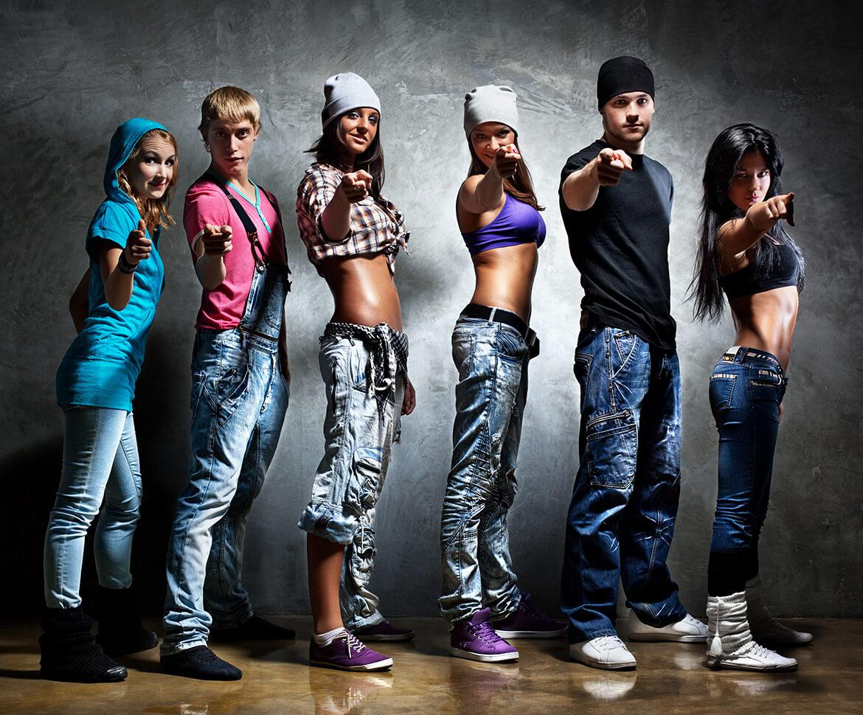 Одежда для хип хоп