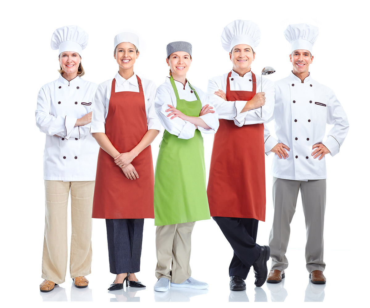 Одежда для кухни