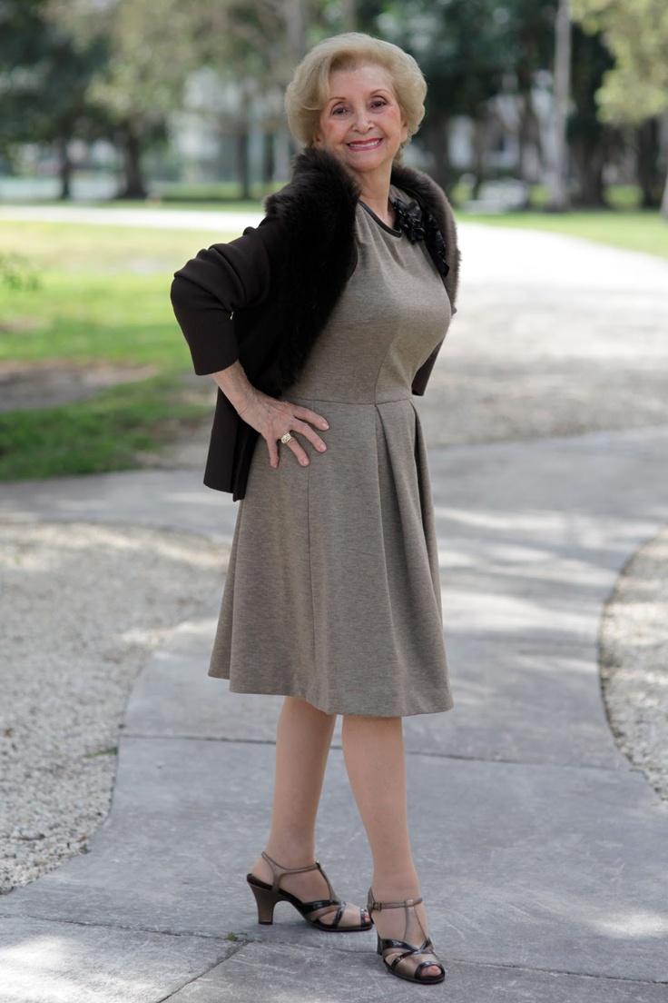 Одежда для женщин в 60 лет