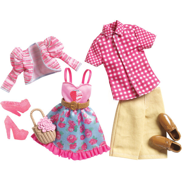 Одежда, обувь и аксессуары для Барби