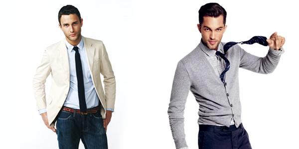Офисная мужская одежда