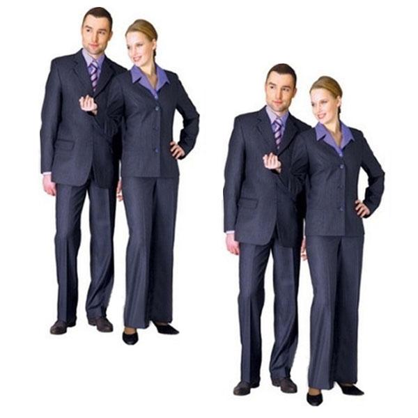 Офисная современная одежда