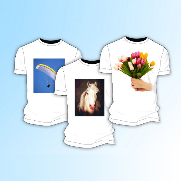 Оригинально декорируем футболку