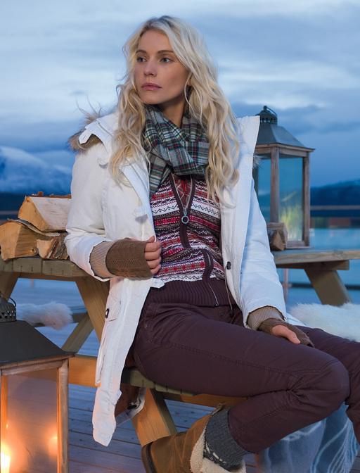 Особенности финской куртки