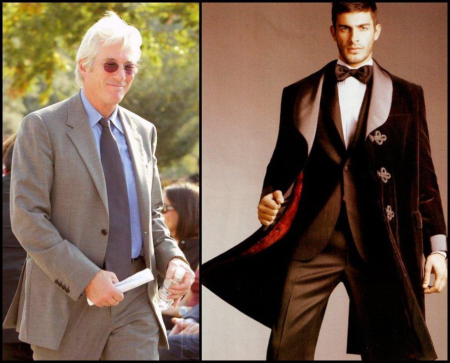 Особенности мужской одежды Brioni