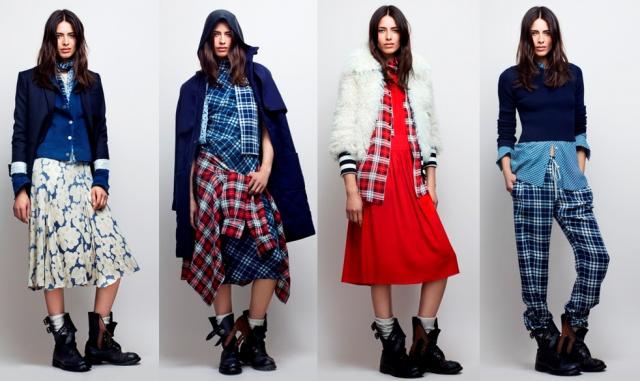 Особенности стиля гранж в одежде
