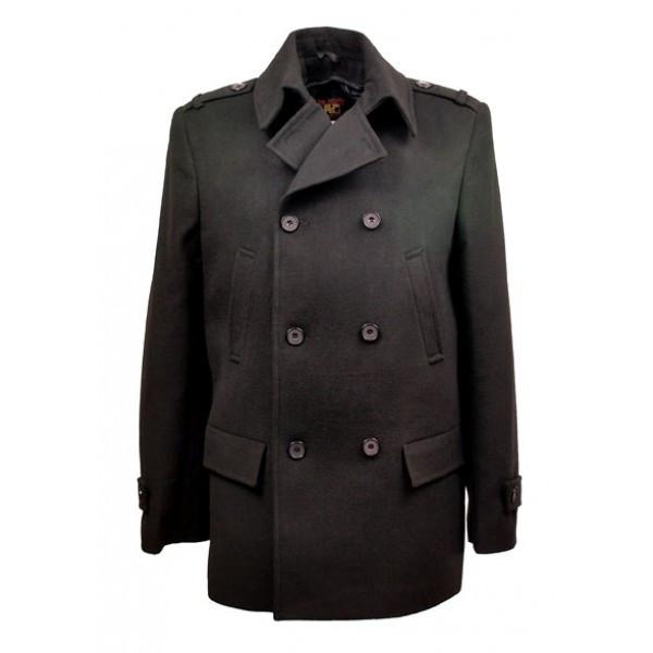 Пальто для полного мужчины