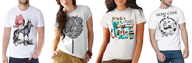 Персонализация футболки