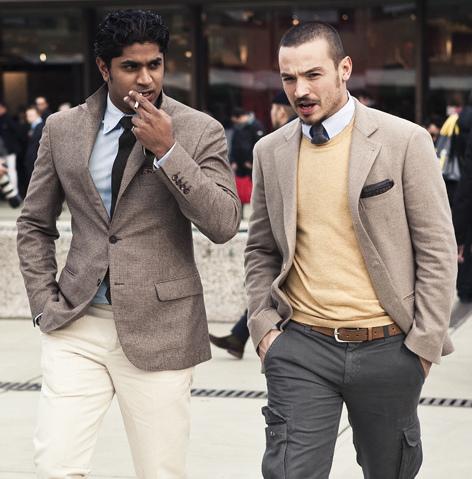 Пиджаки для полных мужчин