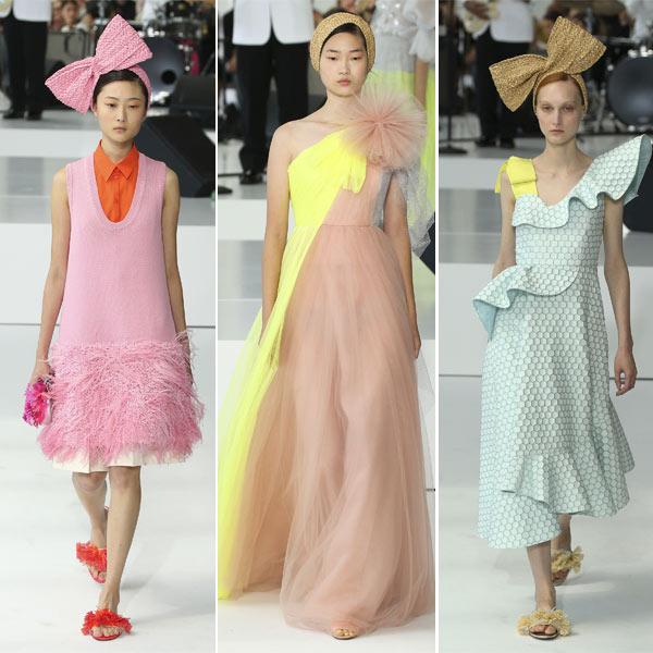 Платья весна-лето