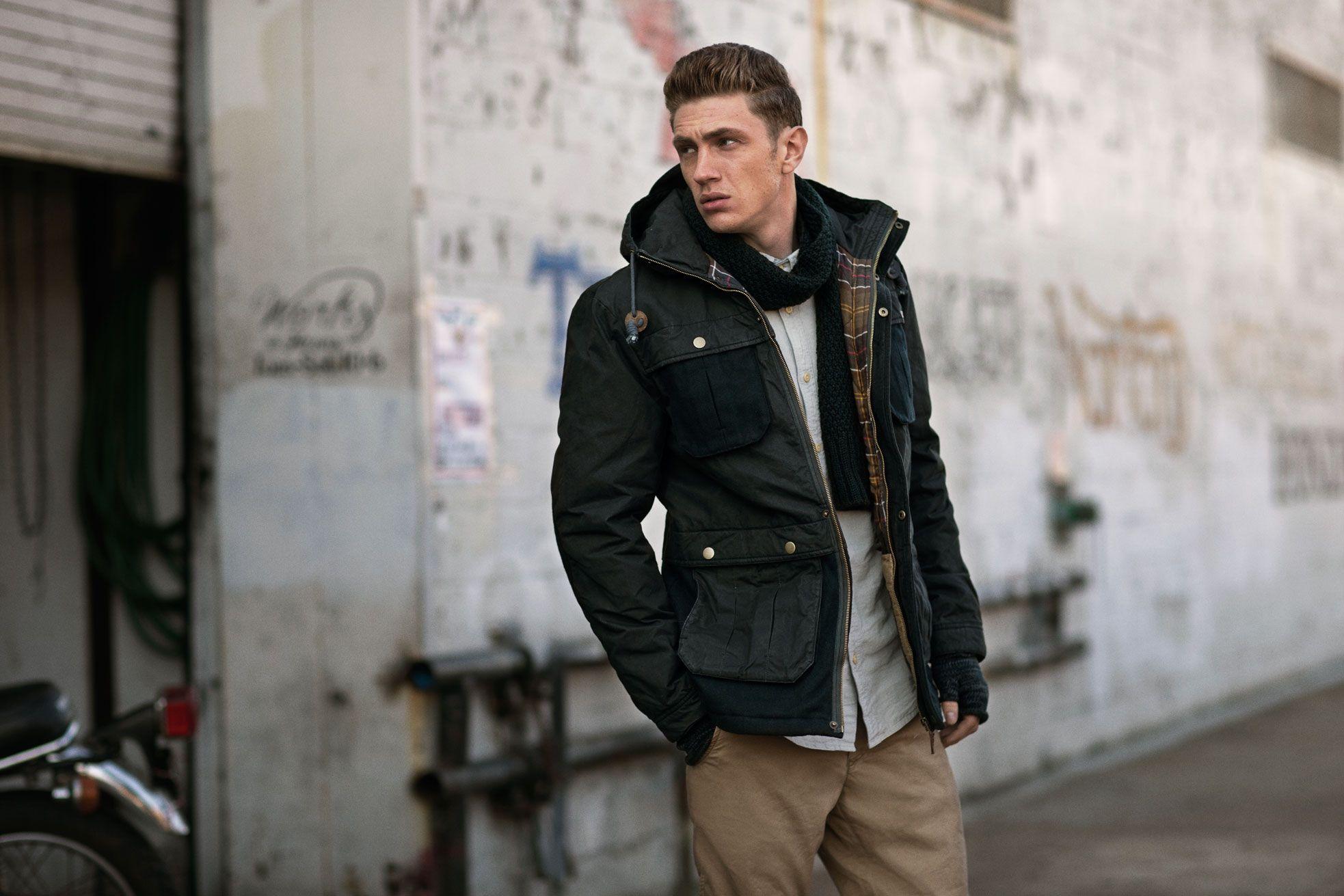 Практичные куртки из Германии
