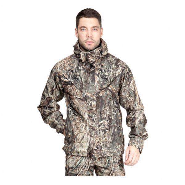 Пример одежды для охотника