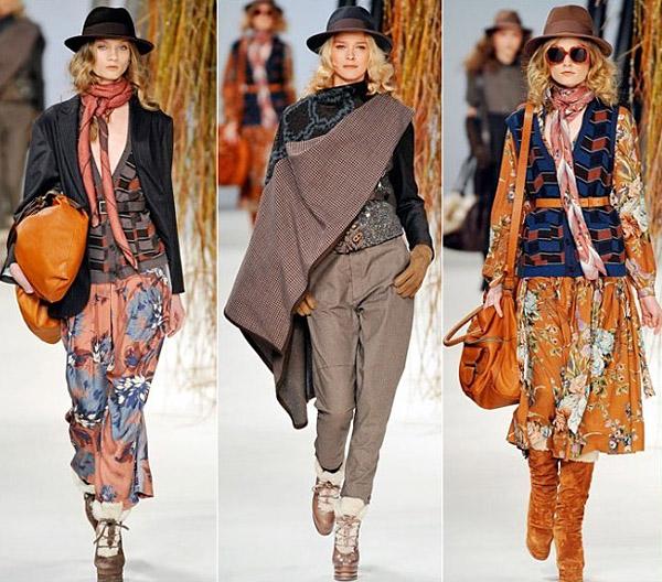 Пример стиля одежды