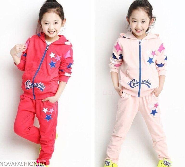 Про детскую спортивную одежду