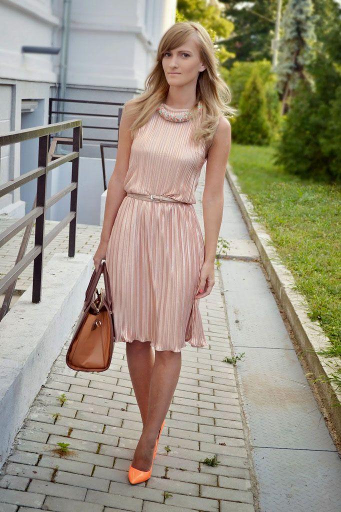 Пудровые цвета и оттенки в одежде