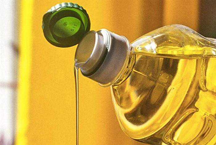 Растительное масло от смолы