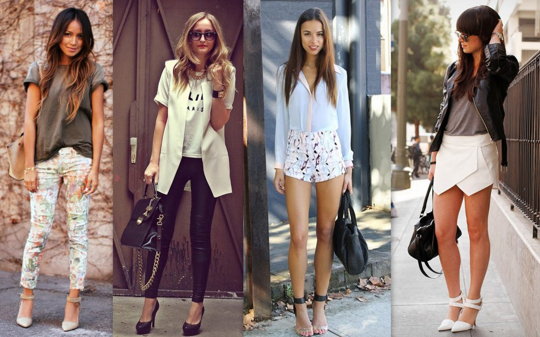 Разнообразная одежда