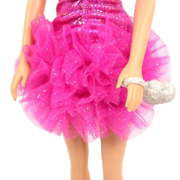 Розовая игрушечная юбка