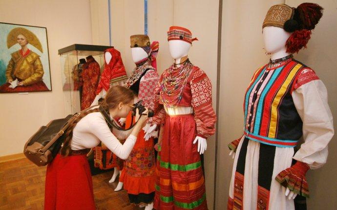 Русская одежда крестьян