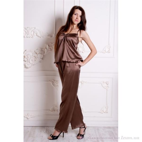 Шелковая красивая одежда