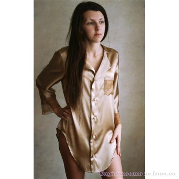 Шикарная домашняя одежда из шелка