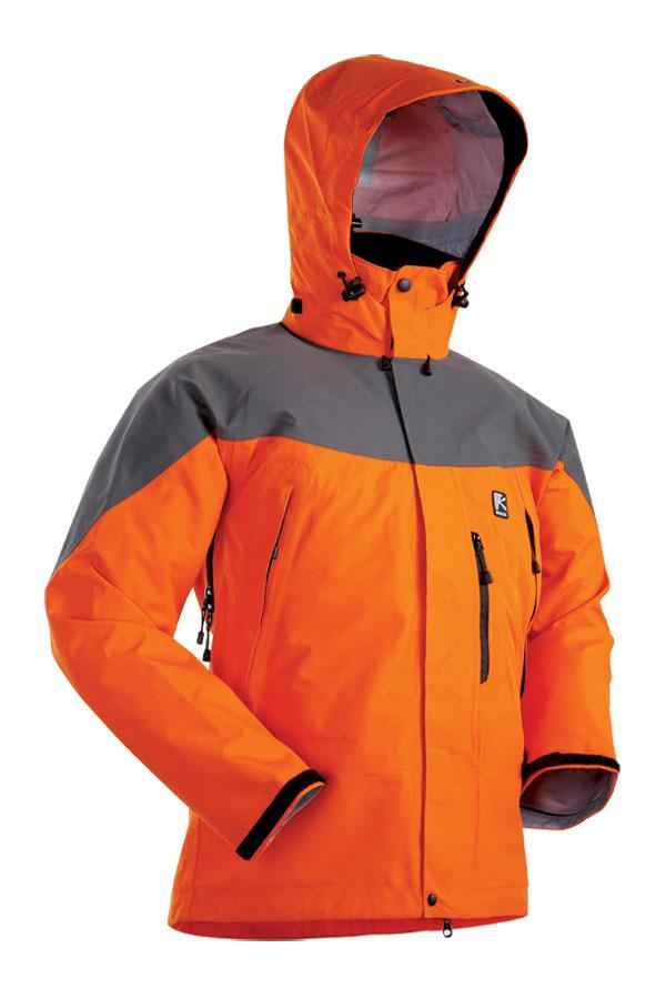 Штормовая куртка из мембранной ткани
