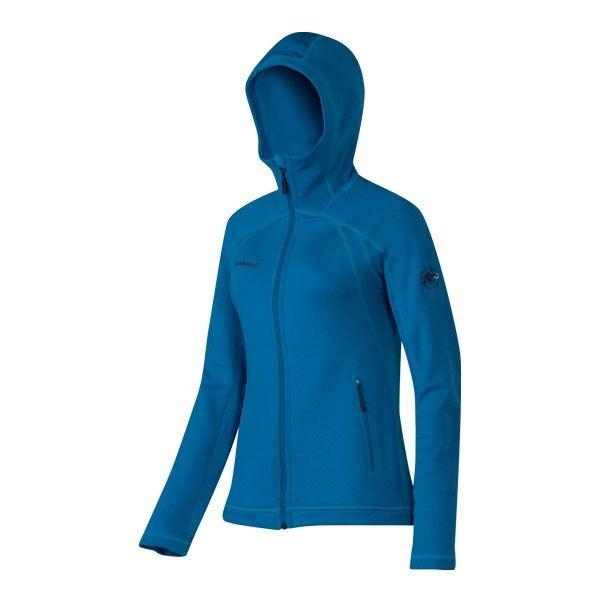 Синяя демисезонная куртка для леса