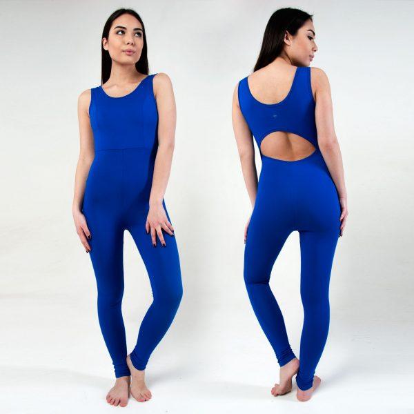 Синяя одежда для спорта