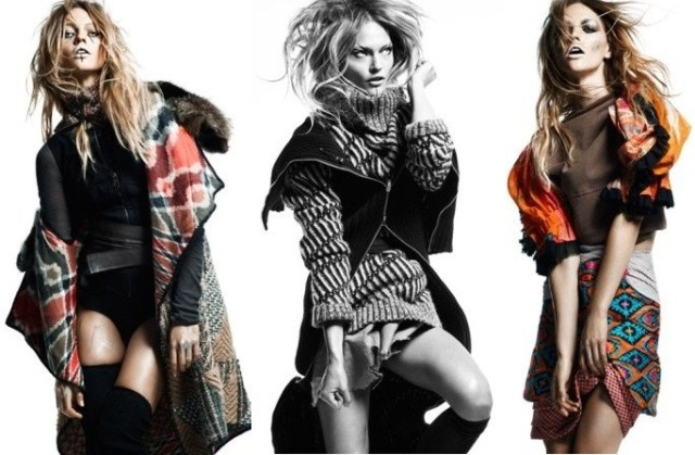 Стиль гранж – это интересное модное течение