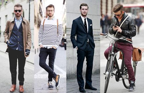 Стили современной одежды