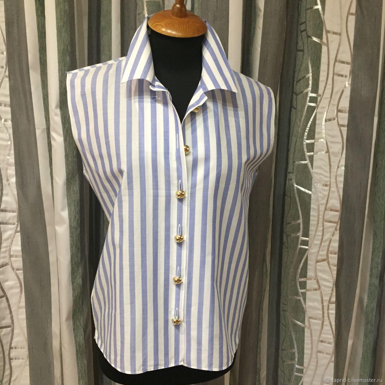 Стильная блуза Van Laack