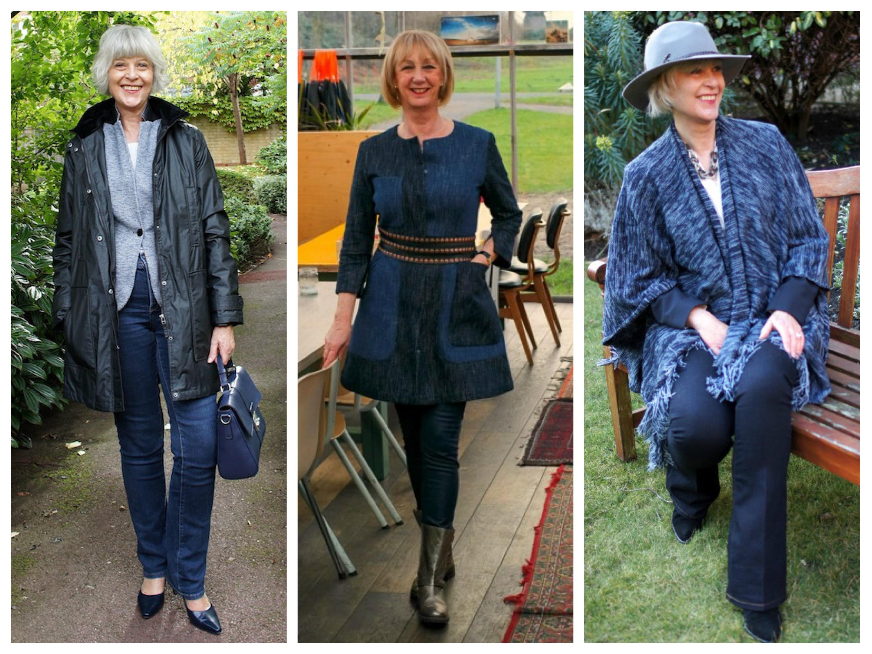 Стильной одежде - все возрасты покорны
