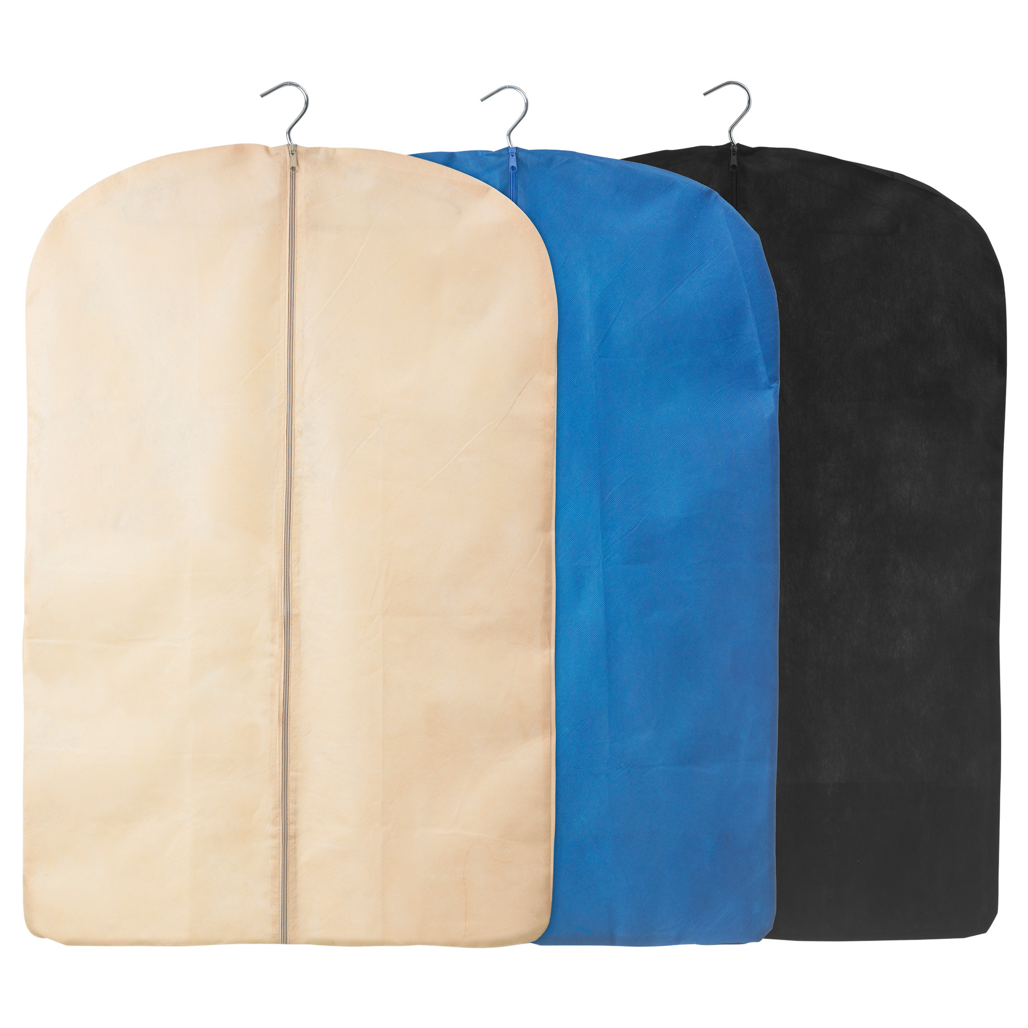 Цветные чехлы для хранения одежды