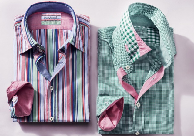 Цветные рубашки