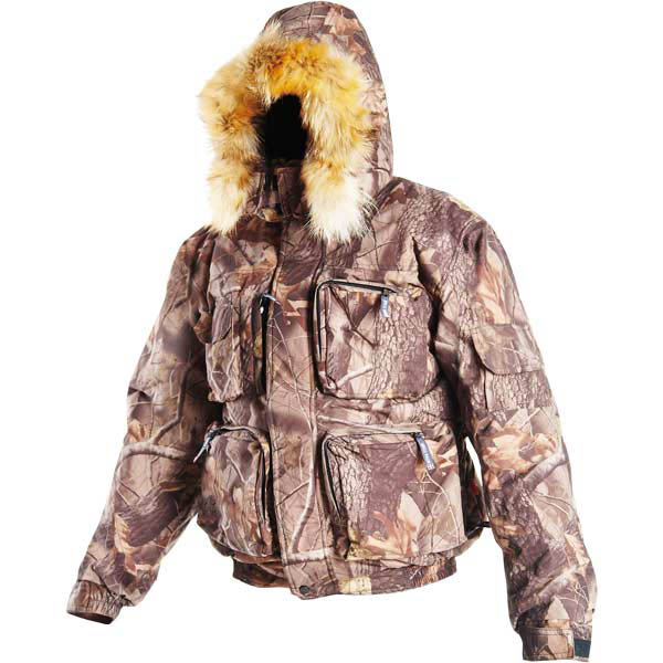 Теплая куртка для охотника