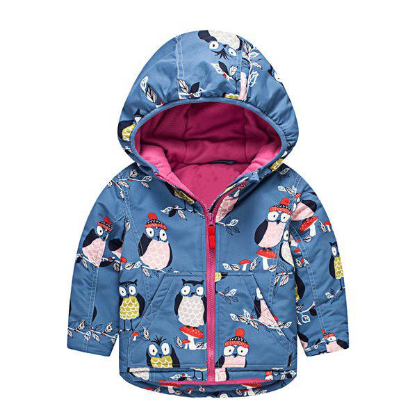 Теплая одежда с пингвинами