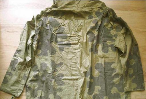 Типы камуфляжной одежды