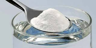 Вода с солью от пота