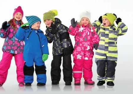 Выбираем комплекты одежды для ребенка