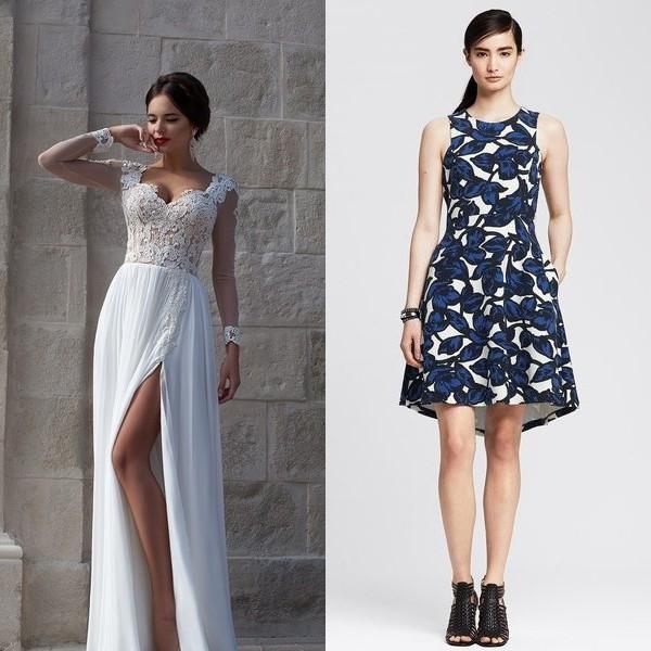 Выбираем красивые платья