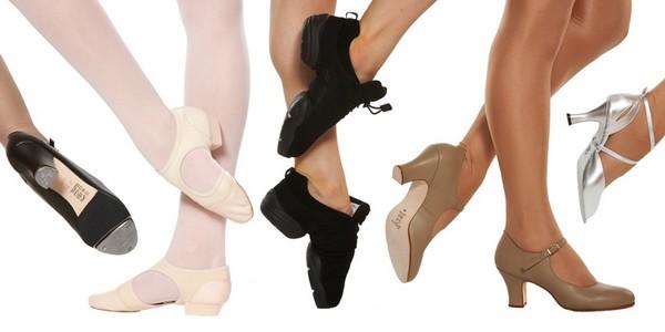 Выбираем обувь для танцев